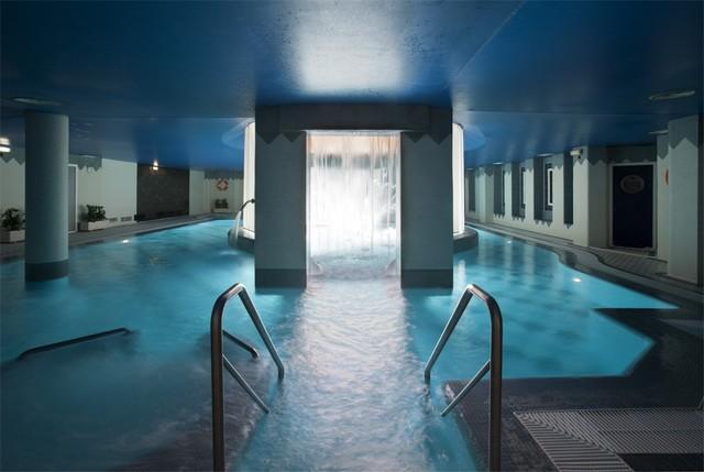 Instalaciones Termales Hotel Spa Balneario De Arnedillo